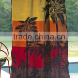 Wholesaler Custom Reactive Printed Beach Towel Fouta