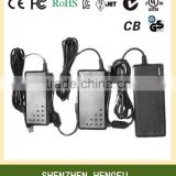 DESKTOP 90-264V AC DC 12V 3.5A CCTV Power Supply 42W