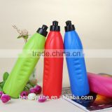 BPA free 600ml PET fitness water bottle/promotional sports water bottle insulated water bottle 2015 new products