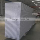 Factory Price Metal material polystyrene foam core sandwich panels with Good Quality Made in China