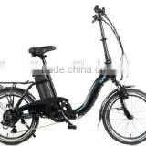 20'' Tourney 6 speeds rear hub motor e-bike