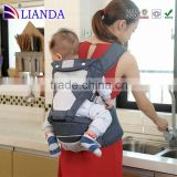 Multifunctional front and back ultra breathable hip seat,Ergonomic design baby sling bag,baby carrier backpack