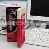 Mini desktop usb fridge refrigerator