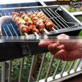Charcoal Barbecue BBQ Grill Hotplate Window Box Party Boat Space Saver