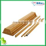Bamboo Roll Up Stand