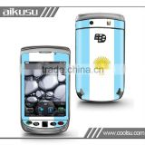 Smart style beautiful mobile phone covers for blackberry 9800
