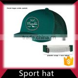 Sport customize snapback embroidered hats