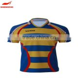 2014 Sublimation Rugby Shirt For Training OEM Available