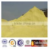 99.9% granular sulfur for fertilizer,agricultural,feed additive