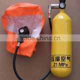 Full Mask Emergency Escape Breathing Device (EEBD) For Fire-fighting