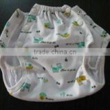 washable waterproof and leak guard baby pants