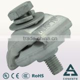 High Quality Aluminium Copper Parallel Groove APG/CAPG electrical plastic cable wedge clamp