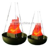 2015 hot selling stage effect flame fireplace led flame machine/led flame light