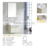 4002 Ceramic Counter top Cabinet Basin thin edge basin Bathroom Sink Small density corrosion resistance alumimum Cabinet