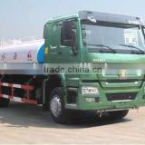 sinotruck HOWO 4*2 10 cmb Water Tanker Truck/howo water tank/Top-quality and Durable CNHTC brand WD615 290hp Howo 4x2 Water Tan