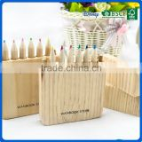 Customize eco friendly wooden kids colored pencil set for disply gifts                                                                                                         Supplier's Choice