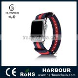 20mm 22mm Interchangeable watch strap, Nylon Watch Band for apple watch
