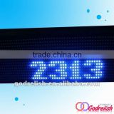 led scrolling message display board