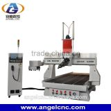 2014 hot-sale!!! AG1325 4 axes wood cnc machines