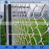 Hebei Factory Supply Best Quality Hot Sale! Anping Chain Link Fencing Green Pvc/commercial Chain Link Mesh