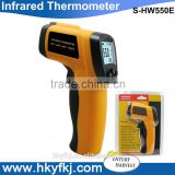 Best selling amazon industrial infrared thermometer handheld laser IR thermometer