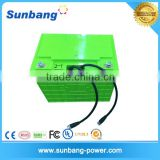 lithium battery pack rechargeable 12v 70ah li-ion battery pack for solar hot water systems