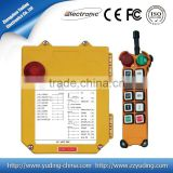 8 buttons used in crane, hoist, lift machines industrial remote control wireless controller