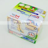MH02-3 Round Adhesive Bandage Disposable PVC Waterproof First Aid Medical Wound Adhesive Plasters