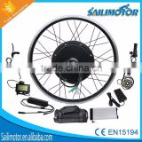 48v 2000w electric bike motor conversion kit with battery                                                                         Quality Choice