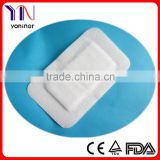 Non woven medical adhesive dressing