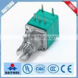 Low cost 5 pin potentiometer manufactured in China