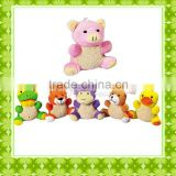 2012 baby shower products in Various Colors and Designs Made of terry and sponge