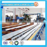 Top selling products 2016 c shaped aluminium extrusion profile                                                                         Quality Choice