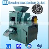 BBQ coconut shell charcoal briquette making machine with factory price