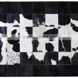 new cowhide rug leather,animal skin patchwork area carpet cowhide patchwork carpet