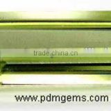 Peridot Semi Precious Gemstone Baguette Cut For Diamond Jewelry From Manufacturer/Wholesaler