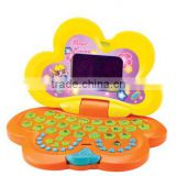 Funny Flower Laptop Toy Learning Game toys for kids