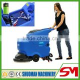 Automatic battery valve vacum cleaner robot