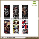 Popular multifunctional seamless tube bandana, mircofiber material yowie with customized logo ZD Tech84