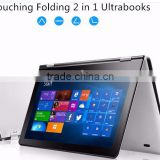 11.6inch capacitive touch screen laptop notebook PC computer with intel Z8300(Quad-Core) with 3G/4G GPS with 360 degree rotating                                                                         Quality Choice
