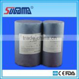 Medical gauze roll fabric