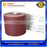 High Quality Aluminum Oxide Sanding Rolls for Hand and Machine Use