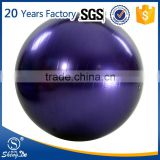 Professional Grade Anti Burst oval gym ball, logo printing exercise ball wholesale