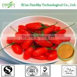Gojiberry Extract, Lycium barbarum L.,goji berry