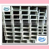 Wholesale China Factory Building Structural Materials U Channel Steel