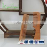 high quality accept OEM wooden hotel head lice comb