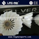 Popular in Malaysia and Thiland Market RSL Silver Shuttlecock Badminton with factory price