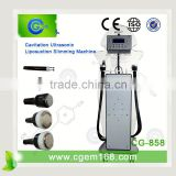 Crystal RF Cavitation Body Sculpturing Losing Weight Fat Reduction Body Ultrasonic Slimming Beauty Salon Machine Wrinkle Removal