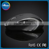 Factory Direct Sale cheap Optical Office Black Mouse 6D button rechargeable wireless bluetooth adjustable mouse for Laptop PC