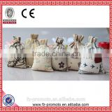 urlap Jute Sacks Vintage Weddings Parties Favor With Drawstrings Gift Bags Packaging Bag